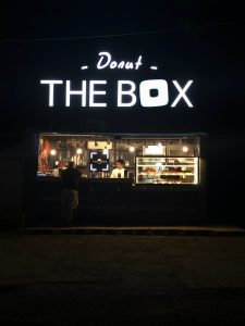 donut the box budapest street food sziget festival