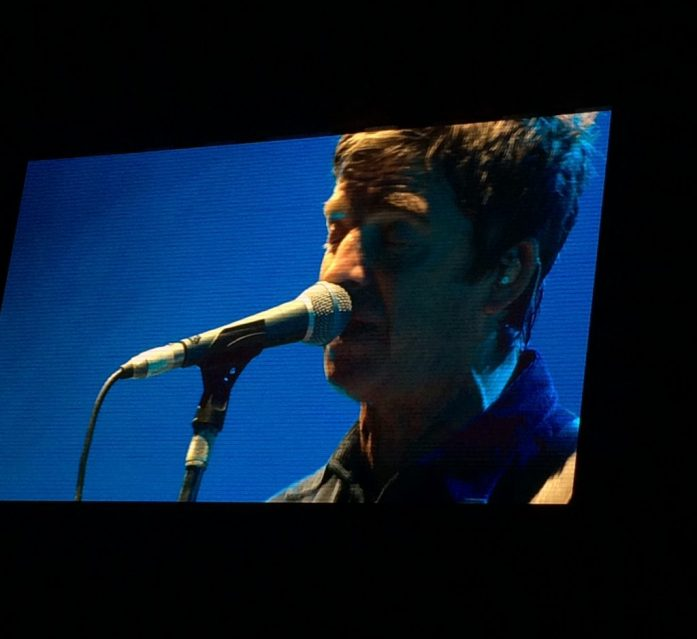 noel gallagher and the high flying birds at sziget festival