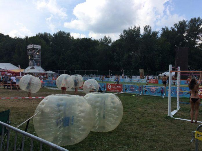 Sziget festival sport zone