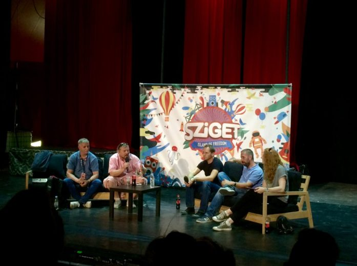 sziget festival press conference