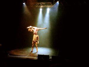 Losers Cirque company sziget festival