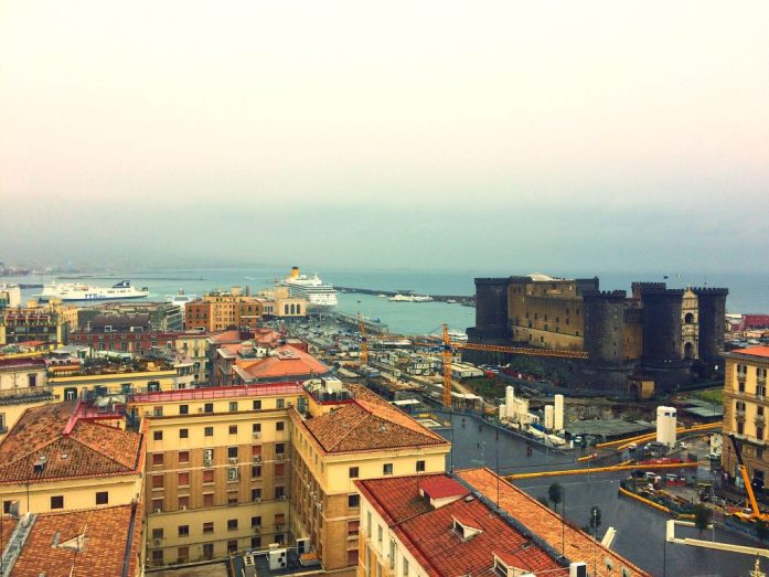 Renaissance Hotel Mediterraneo - view from the rooftop