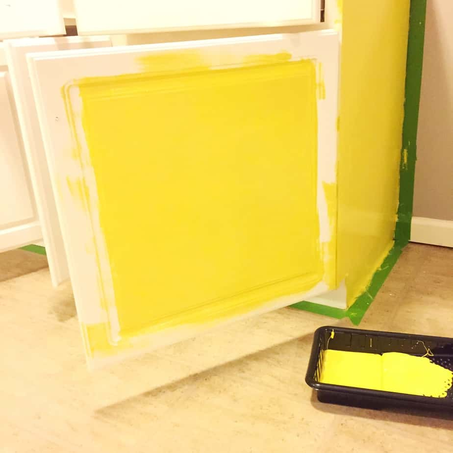 How To Paint Laminate Cabinets With Chalk Paint Kate