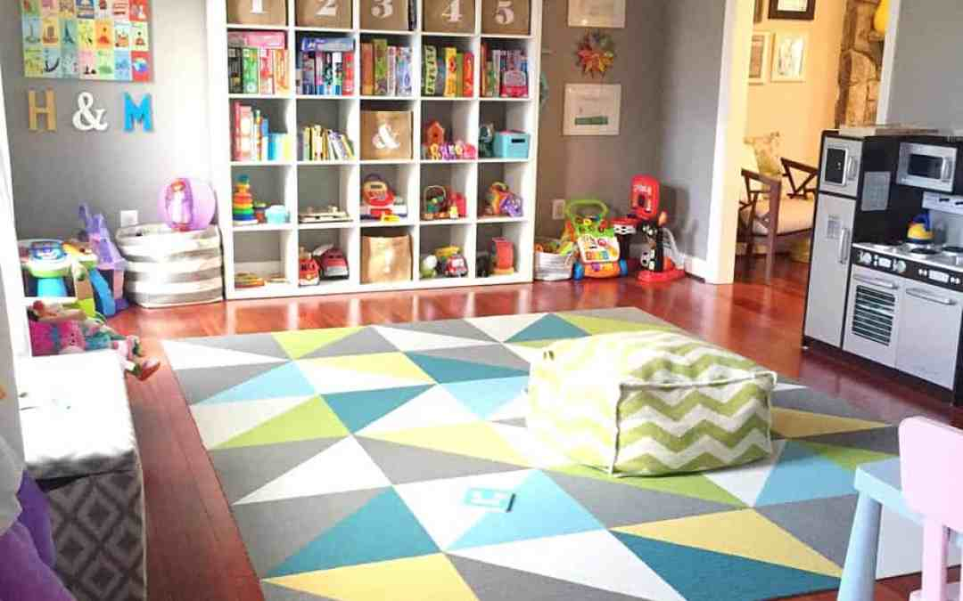 How to Declutter Your Playroom and Kids' Rooms Before Birthdays and Holidays