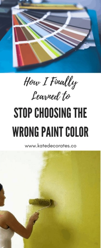 These tips are GENIUS! I'll never make these mistakes again when trying to choose a paint color.