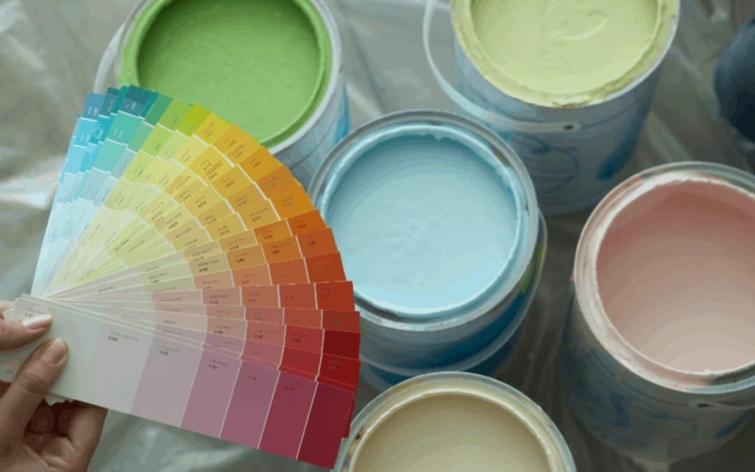 My Behr Chalk Paint Review