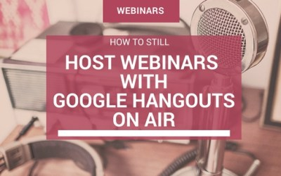 The Ultimate Tutorial How To Host A Profitable Webinars For Free