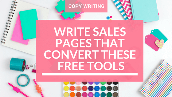 Must Have Apps For Writing Copy That Sells
