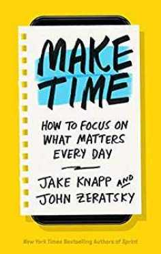 Best business books for 2018 - make time