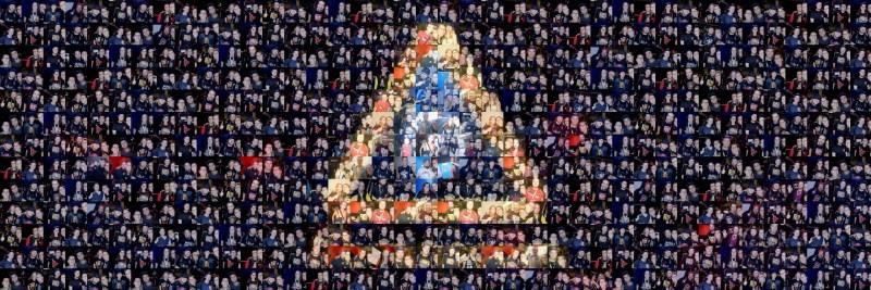 Mosaike voller Bohnen: meine Fotoaktion zur #beanscom