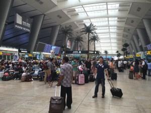 Leaving for Shanghai