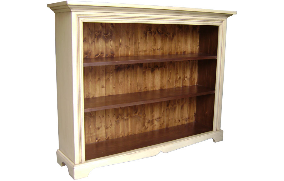 Small Low Bookcase Kate Madison Furniture