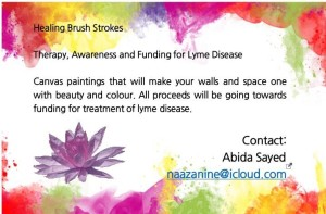 Healing Brush Strokes