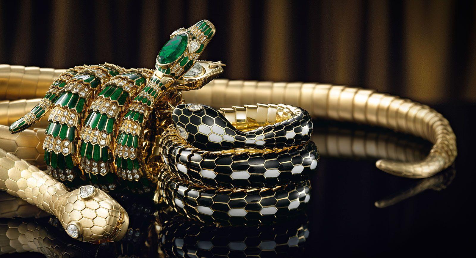 Bvlgari Serpenti Form Exhibition Celebration Of The