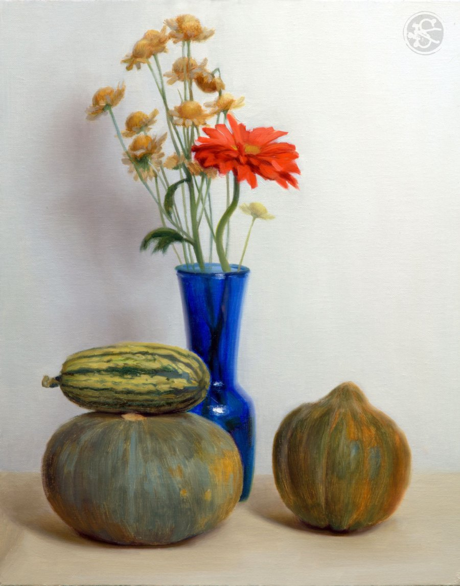 daisies-and-squash_16x20_sammons_1