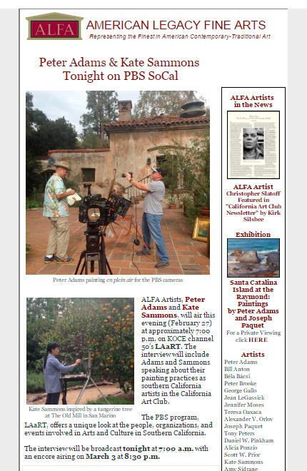 ALFA news