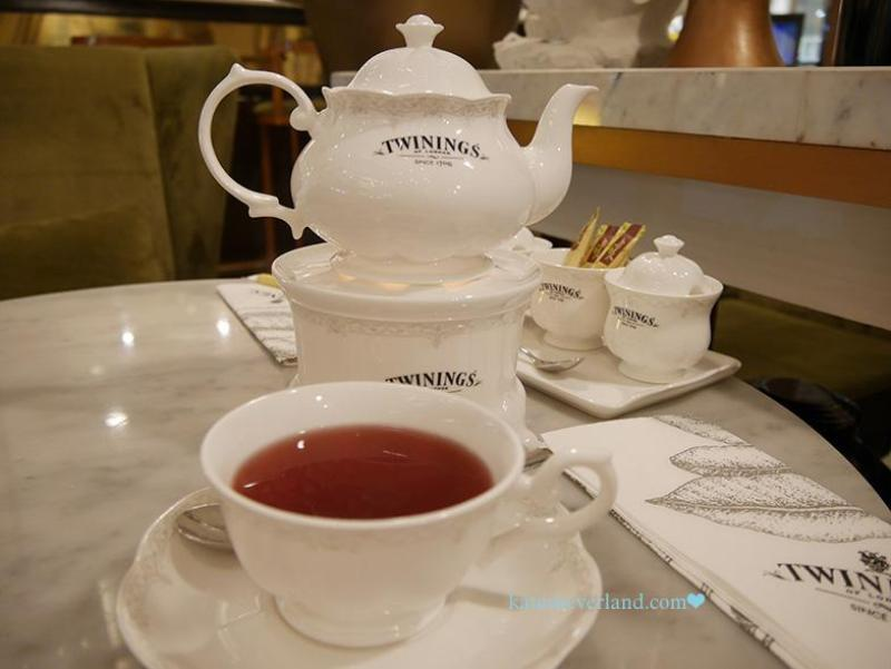 Twinings Tea Boutique 曼谷 唐寧茶 wild berry tea