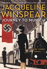Journey to Munich by Jacqueline Winspear.