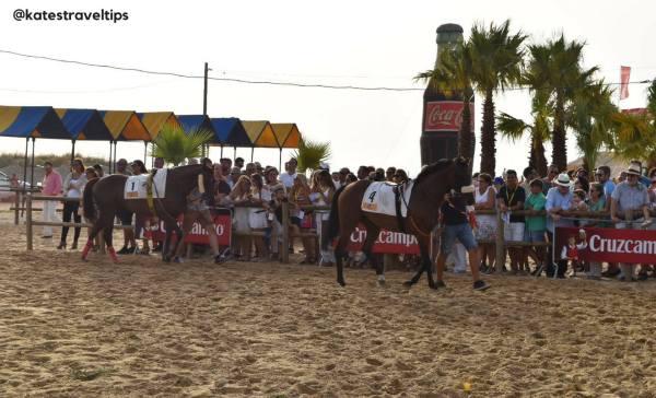 betting horse races sanlucar