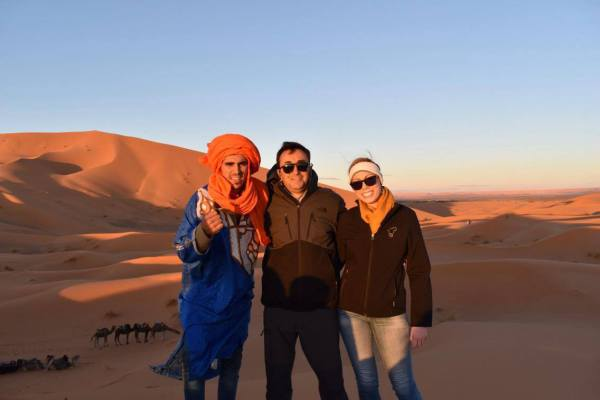 guided tours sahara desert