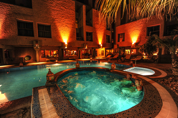 hotel-sahara desert