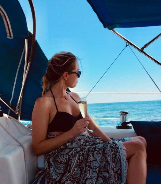 sailing trip portugal to spain