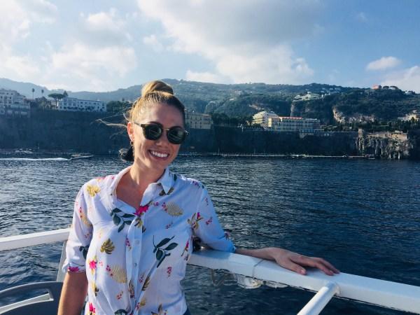 amalfi ferry sorrento to Ischia