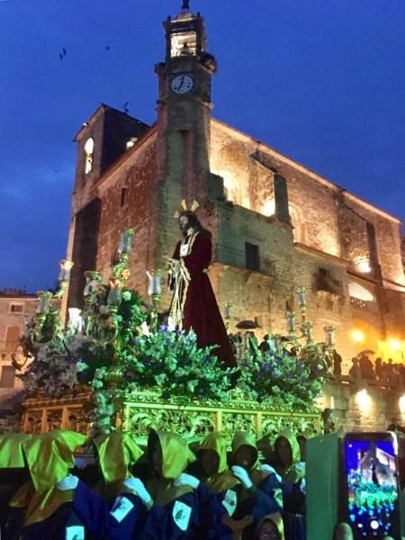 easter processions trujillo
