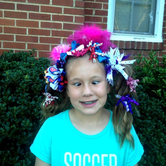 crazy hair day madeline 2014