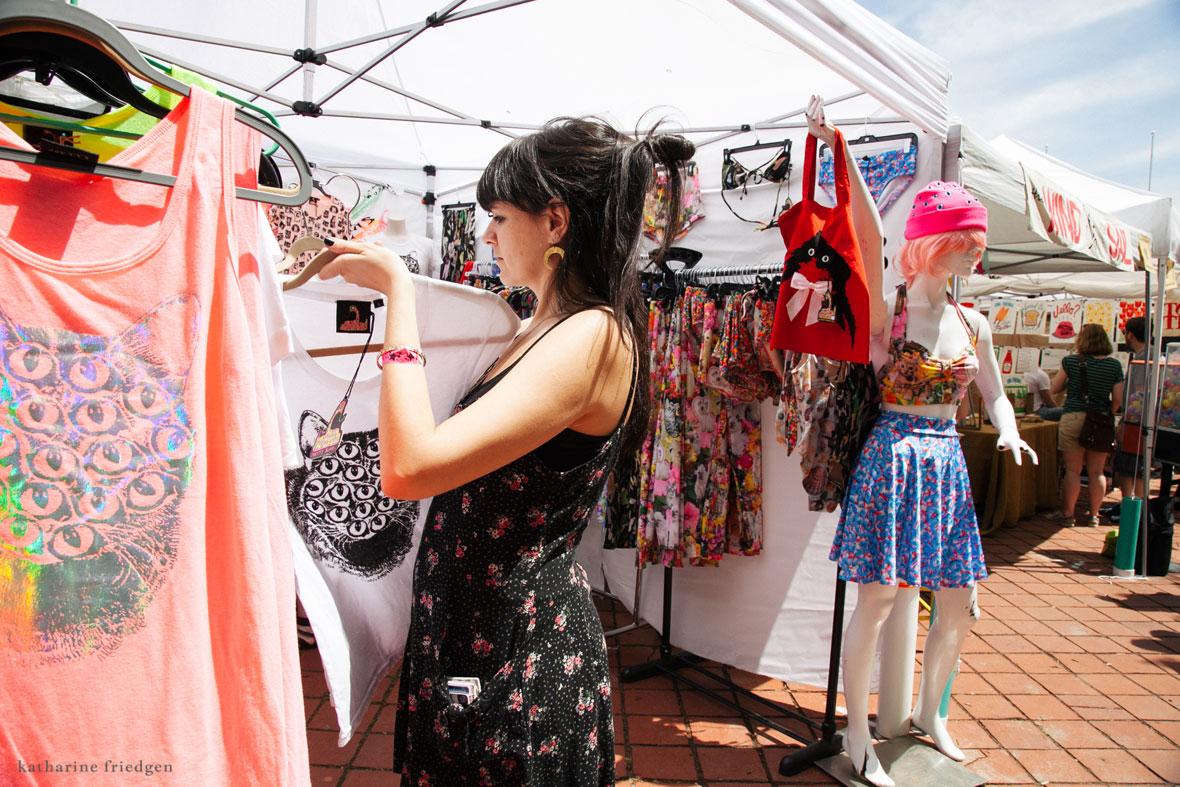 arts star craft bazaar delaware river waterfront event photography