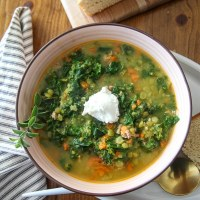 Sausage and Split Pea Soup Recipe