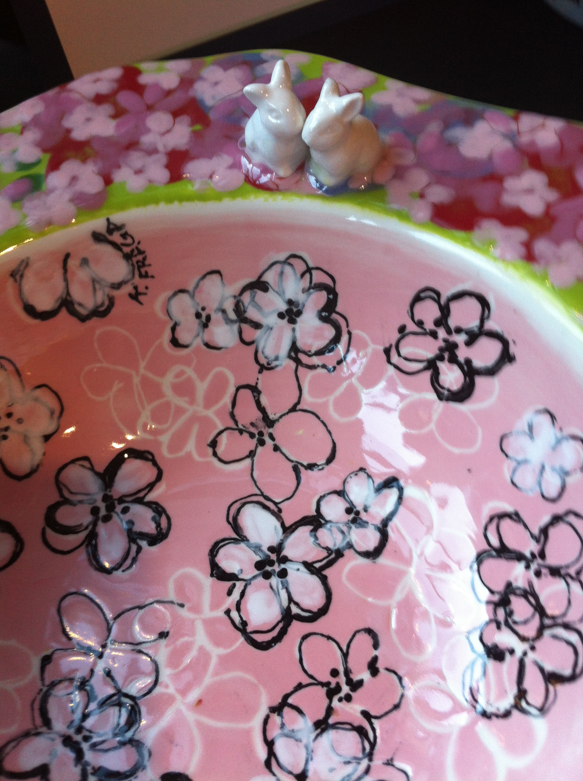 The Bunny Bowl - Detail