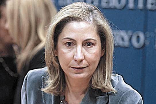 Μ. Ξενογιαννακοπούλου: Παράρτημα ευρύτερης κεντροδεξιάς το ΠΑΣΟΚ