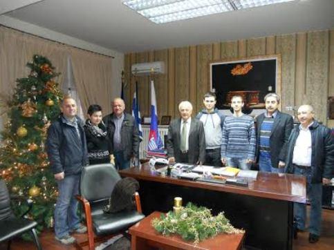 Ρώσοι ελεγκτές στην Ημαθία