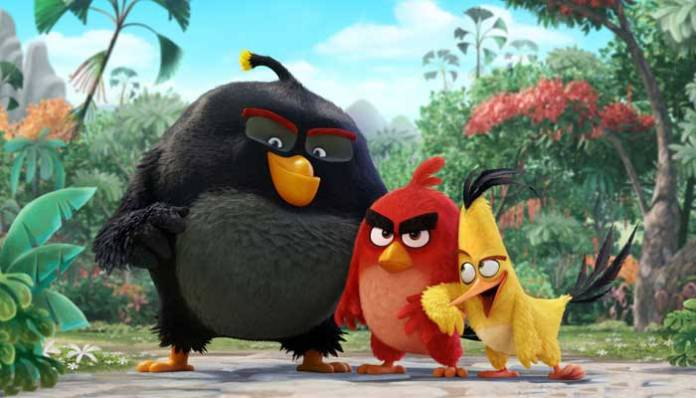The Angry Birds Movie [Trailer]
