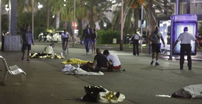 To ISIS ανέλαβε την ευθύνη για την επίθεση στη Νίκαια