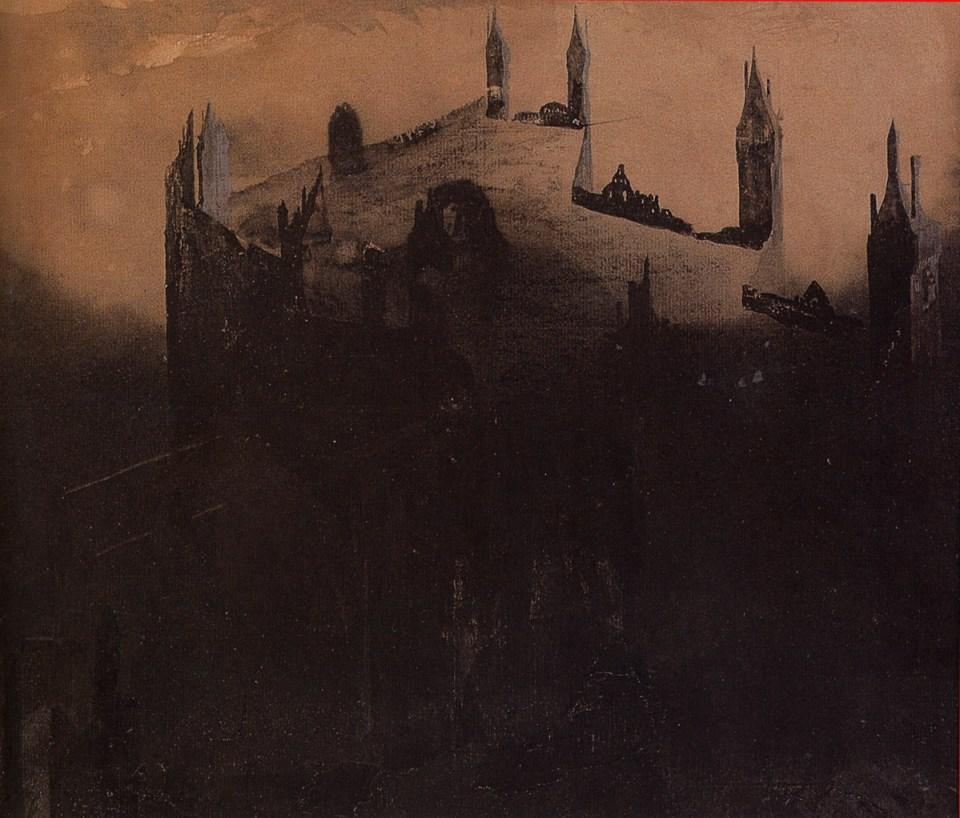 Victor Hugo - Le Burg de Hugo Tête dAigle