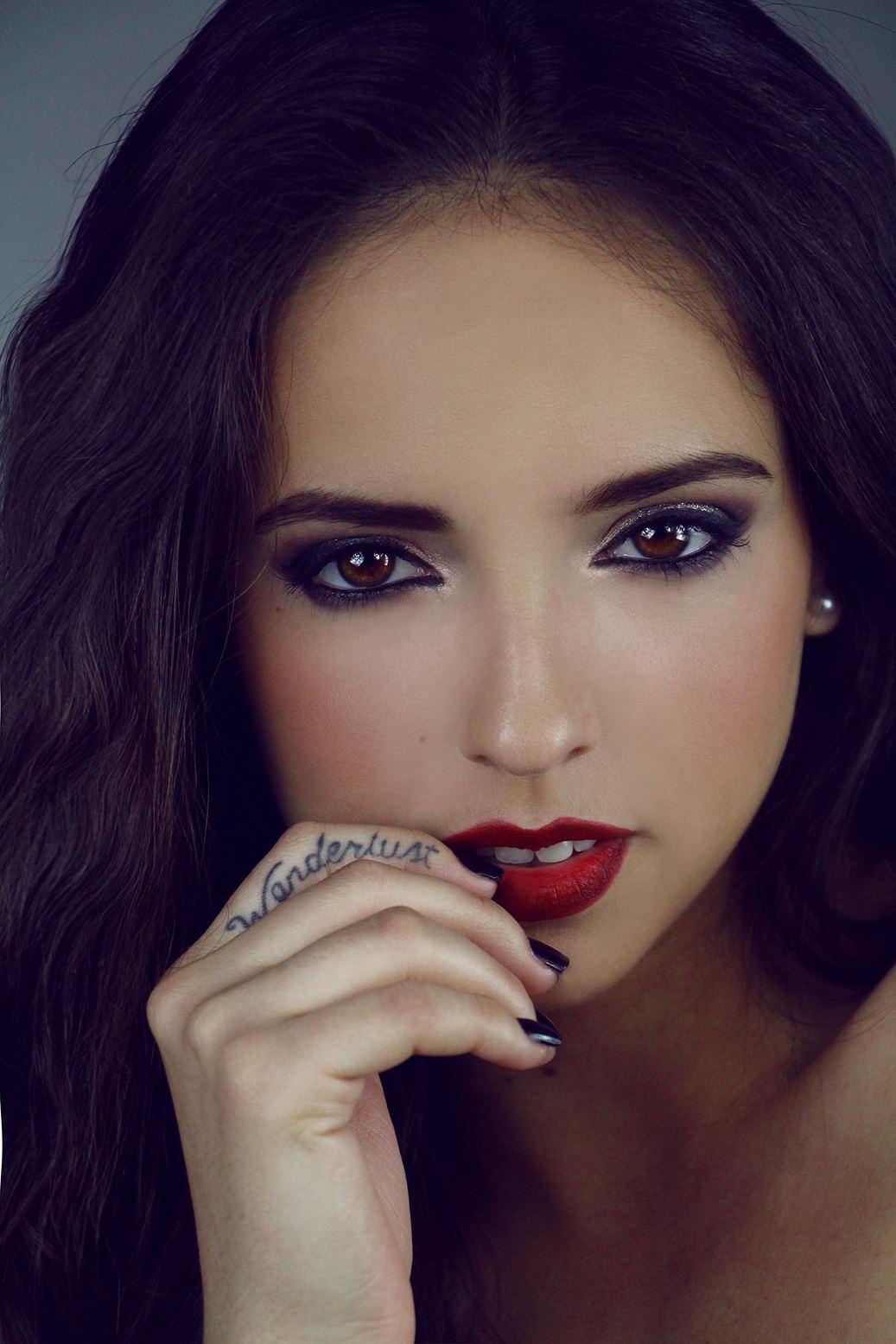 – 1 d Beauty Katherine Eastman Mairelys make up artist beauty portrait photography Miami south florida beauty sunamys villalba style tattoo