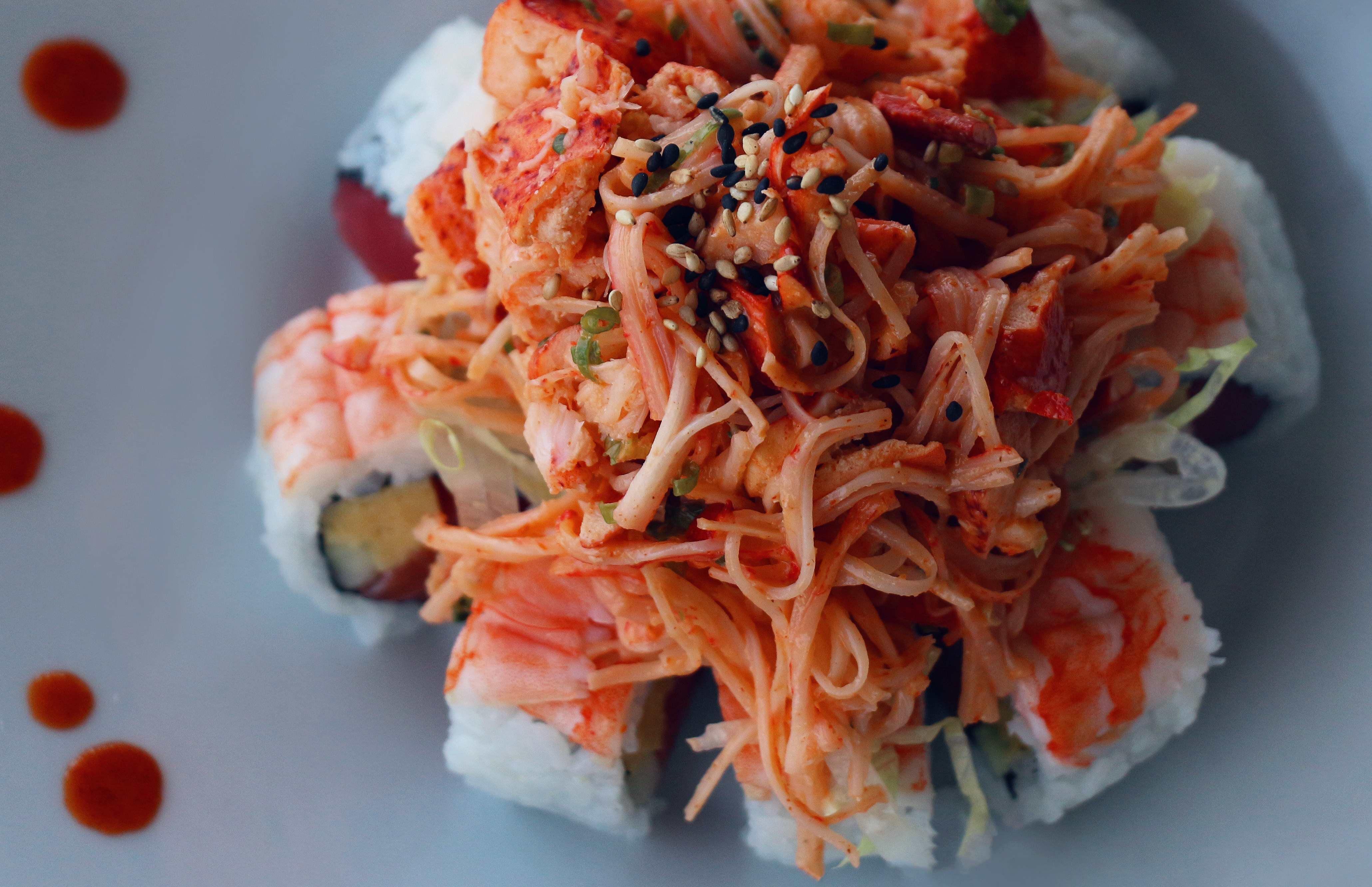 – 8 c dragon roll sushi beach bar at newport pier serene miami photographer katherine eastman recipe food photography photo journalism waves ocean bal harbour_01