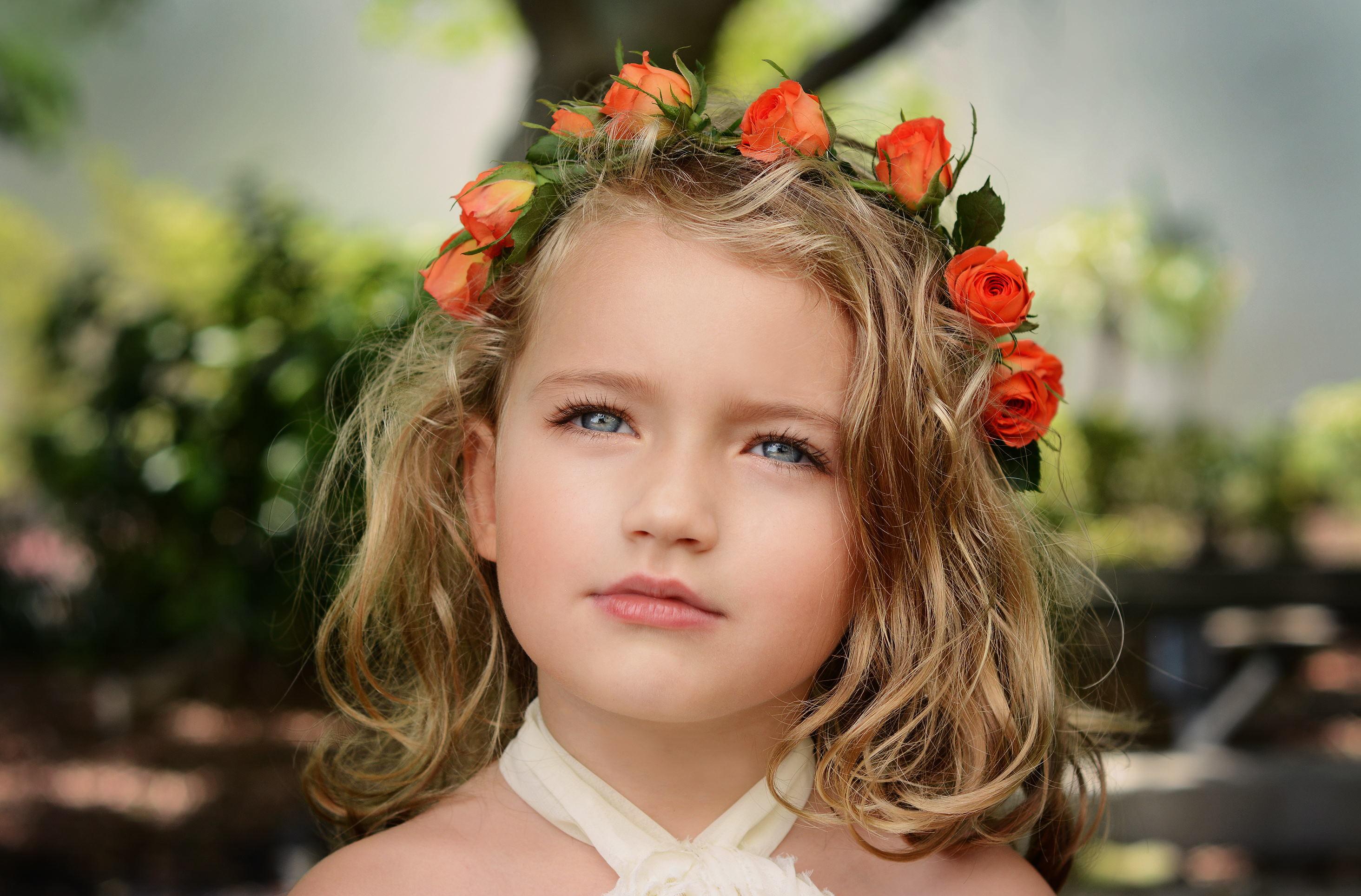 9 – Katherine Eastman Photography – south florida – wedding – flower girl – flower crown _8863