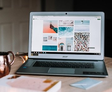 blog display, blog layout, blog