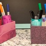 How to Make a Pen Holder