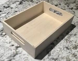 hot glue gun box