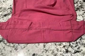 laundry bag bottom