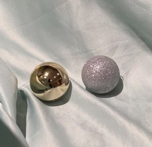 plain ornaments