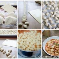Ricotta Gnocchi and a Cheese Blog Hop