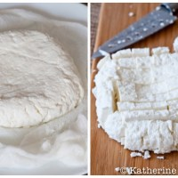 Homemade Paneer and Ricotta, and an Indian Food Blog Hop