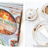 Cheesecake + Cook in Israel Cookbook Announcement