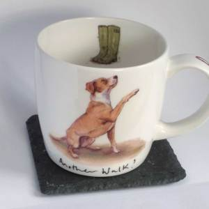 Another Walk Hudson and Middleton Fine Bone China Mug