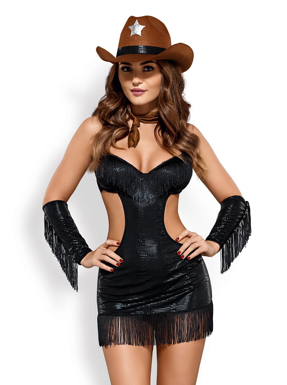 Sheriffia Kostüm von Obsessive – 5901688212189